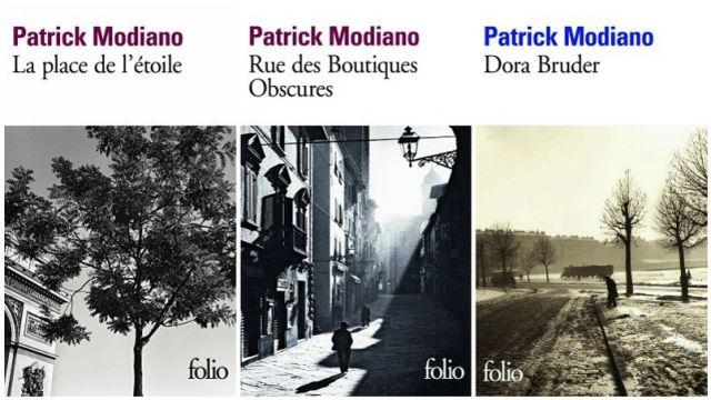 livres de modiano
