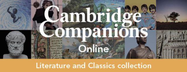 Cambridge Companions