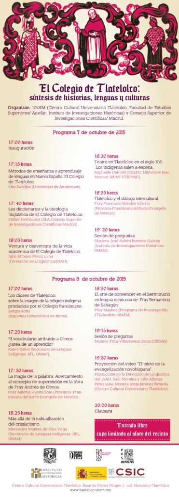 ColegioTlatelolco Poster