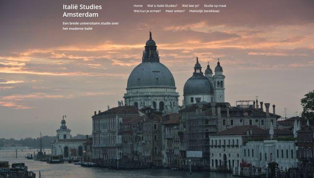 Italie Studies